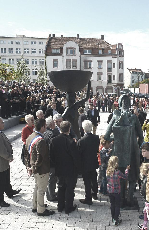 Joseph-Krekeler-Platz Start