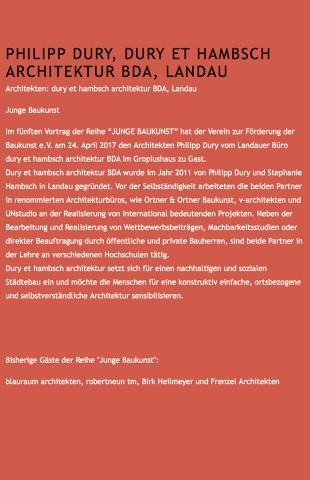 Vortrag Hannover
