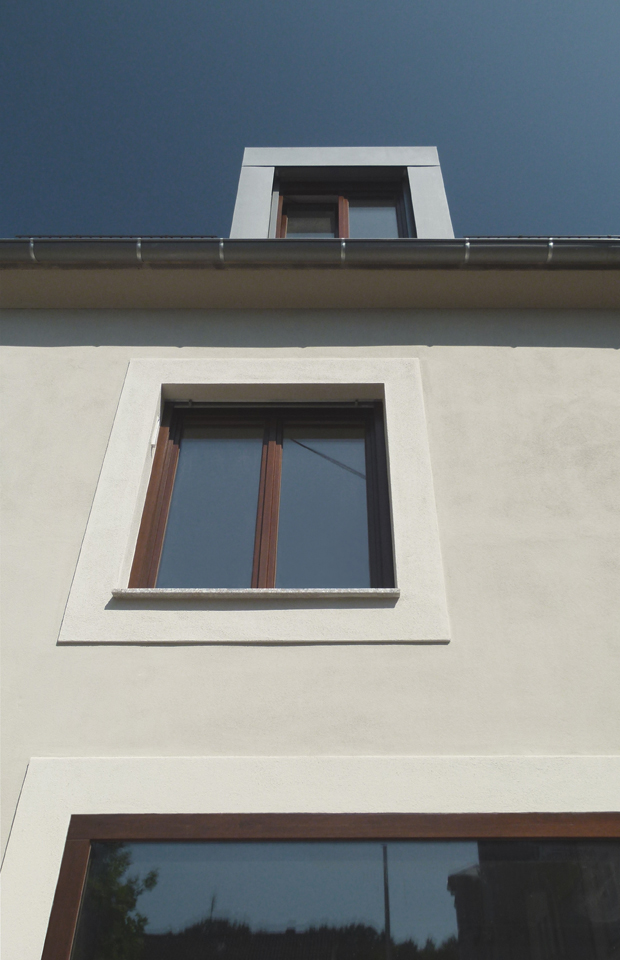 AHL_Ausschnitt Fassade Hauptstrasse_Aktuell