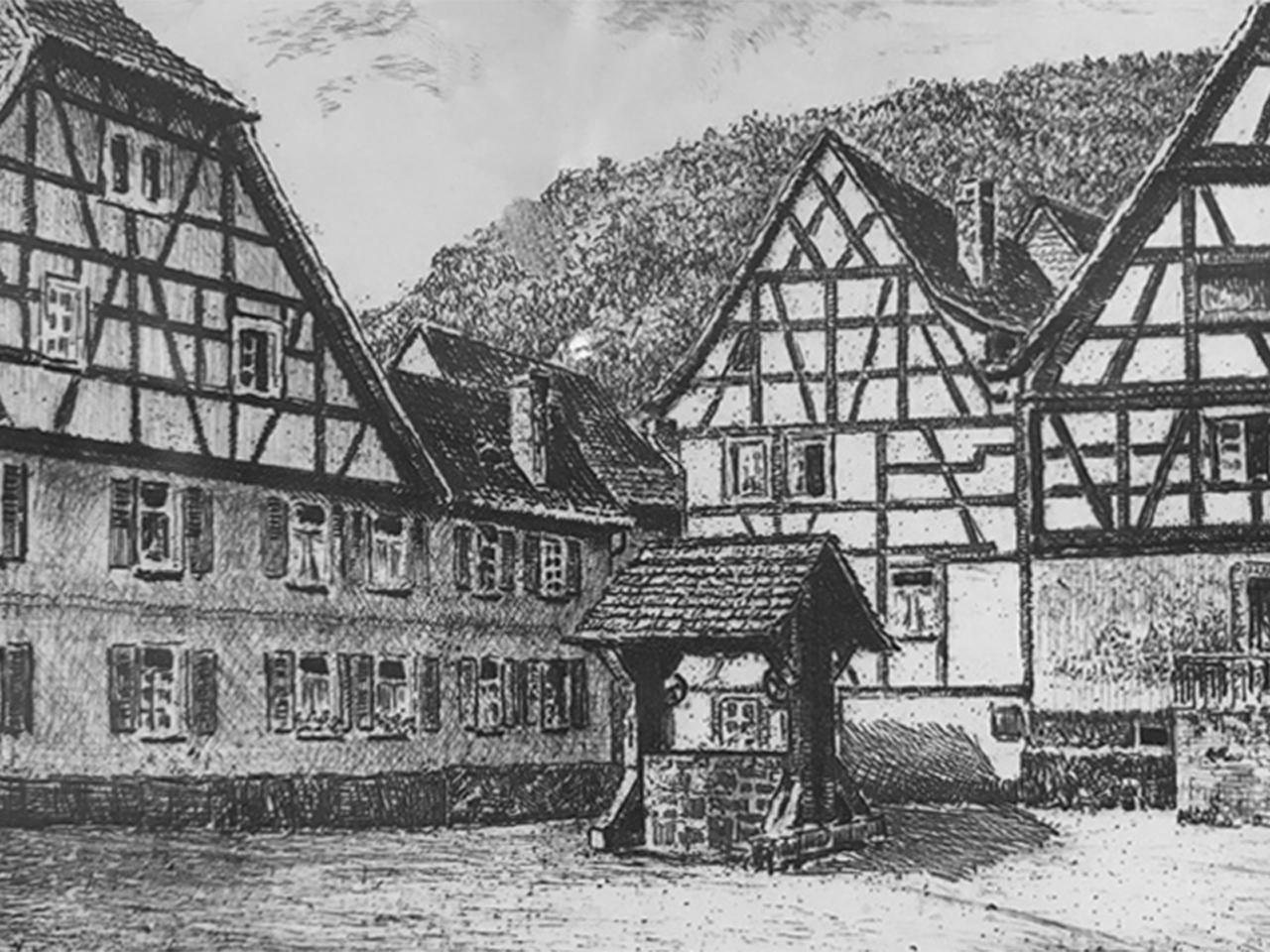 2_Quodgasse_Annweiler_Gasthaus zum Löwen